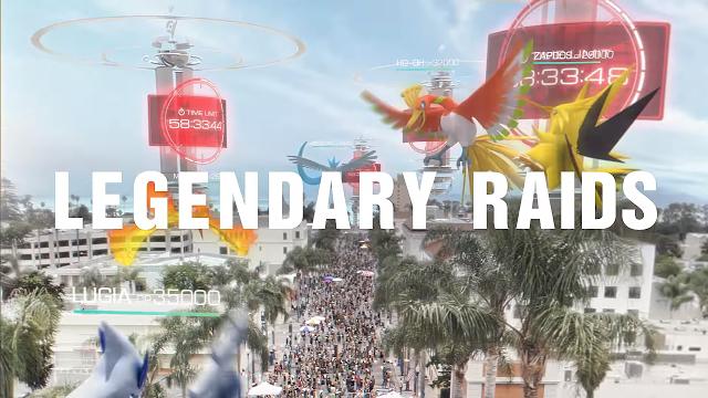 legendary raids