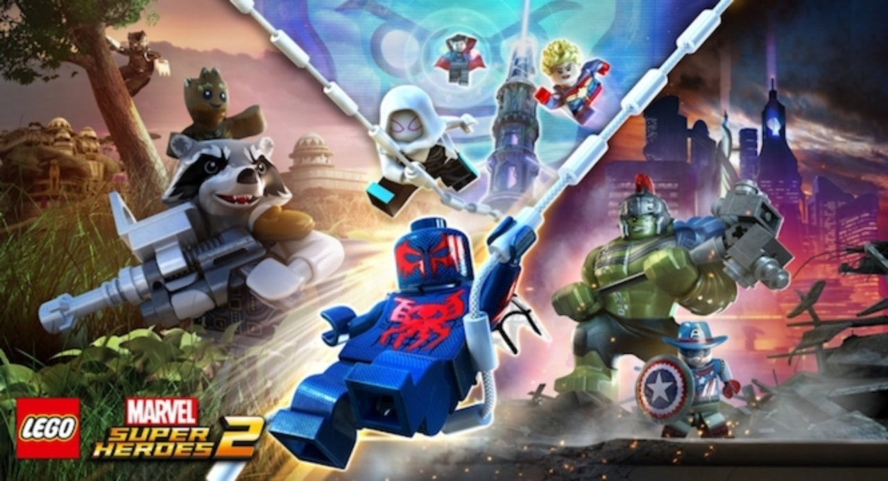 Lego Marvel Super Heroes 2 Will Get A Deluxe Edition With Season Pass Ps4 Injustice Reg 3