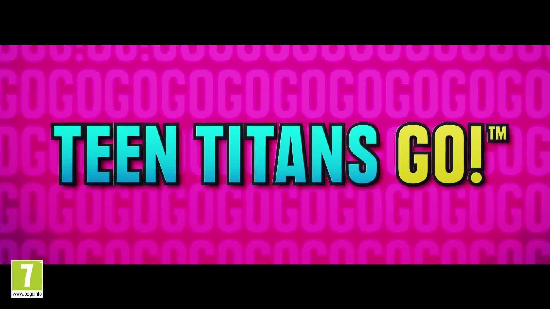 LEGO Dimensions Teen Titans Go! E3 Trailer screen capture