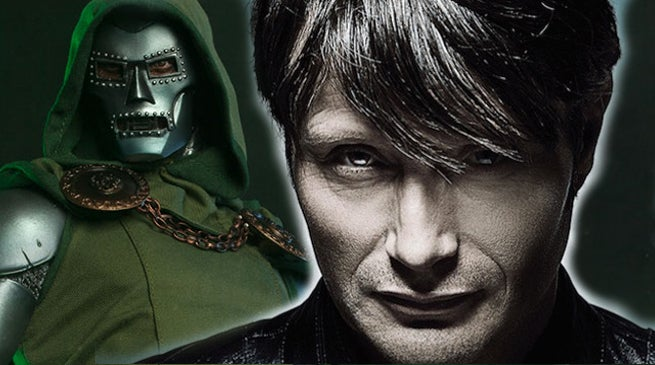 Mad Mikkelsen as Doctor Doom
