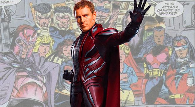 Magneto Acolytes Dark Phoenix