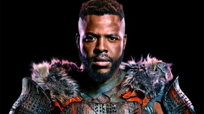Marvel Black Panther Man Ape M'Baku Name