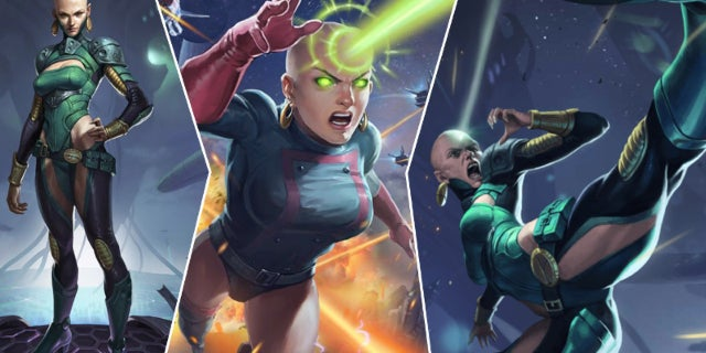 Marvel Cinematic Universe Moondragon