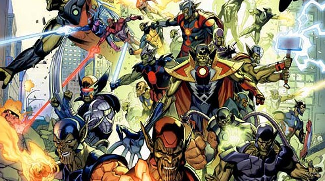 Marvel Cinematic Unvierse Skrulls