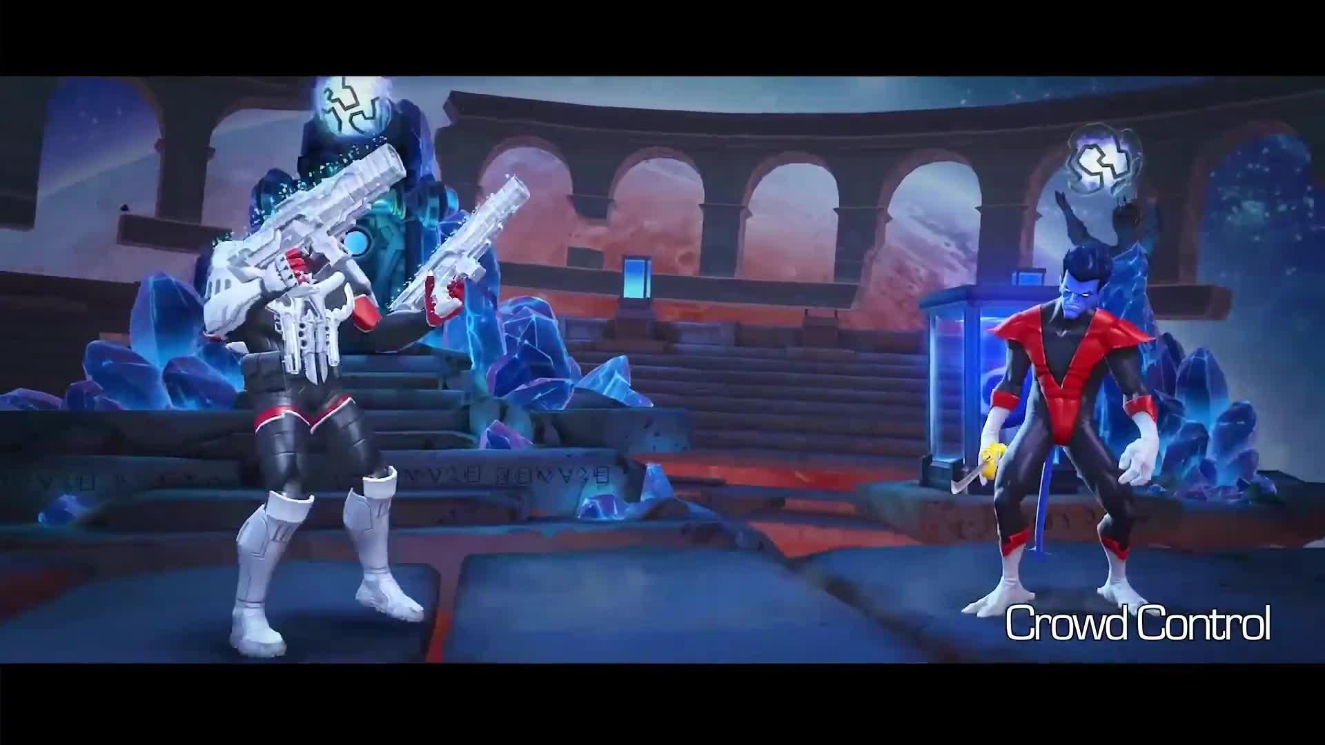Marvel Contest of Champions Punisher Spotlight screen capture