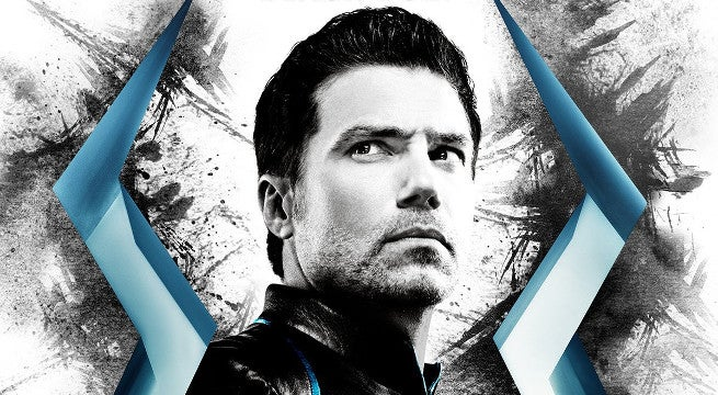 Marvel Inhumans Black Bolt Anson Mount