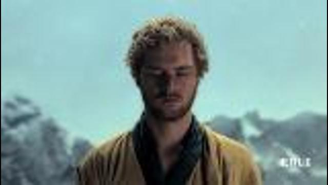 Marvel's Iron Fist - Official NYCC Teaser Trailer - Netflix [HD] screen capture