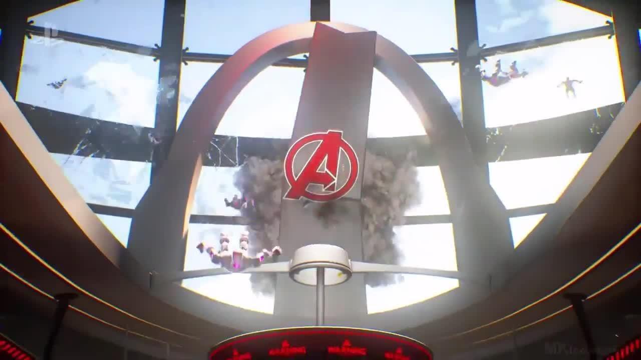 Marvel vs Capcom Infinite - Story Trailer screen capture