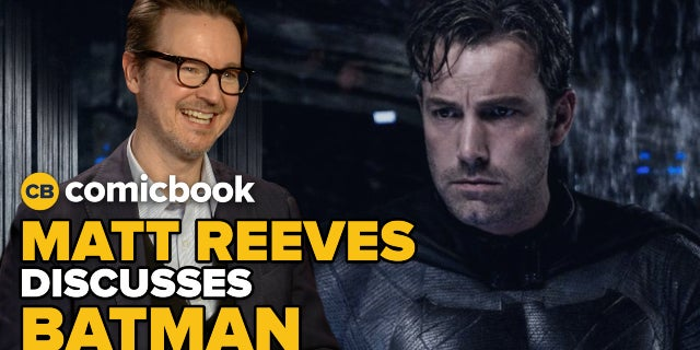 Matt Reeves Discusses Approach to The Batman screen capture