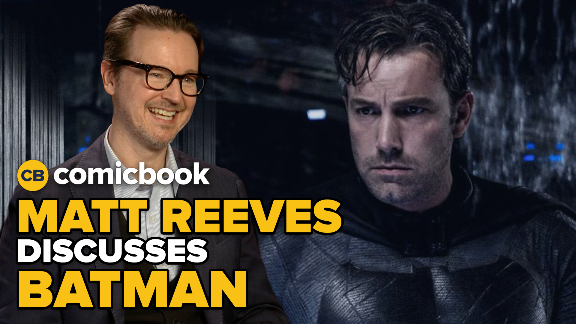 Matt Reeves Discusses Approach to The Batman screen capture