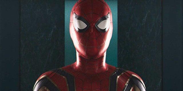 New Spider-Man Costume Suit Avengers 3