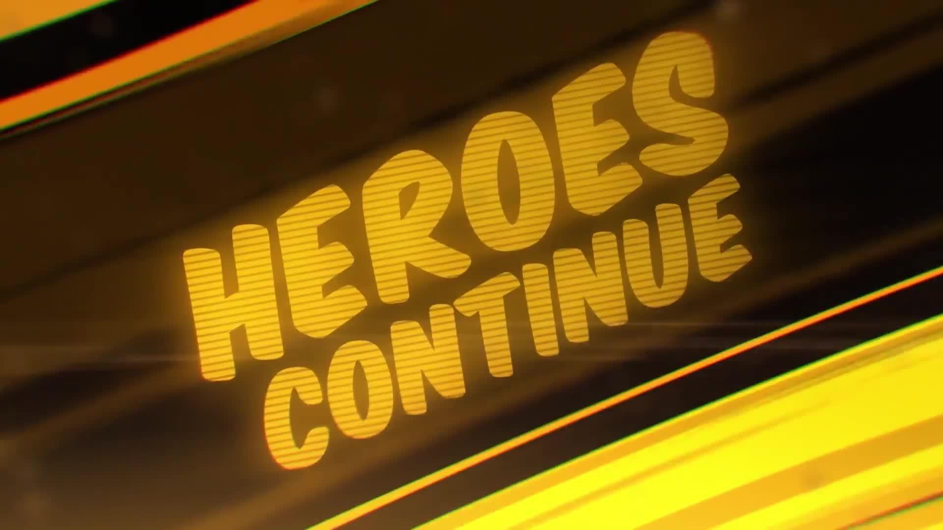 Next Up Hero Announcement Trailer screen capture