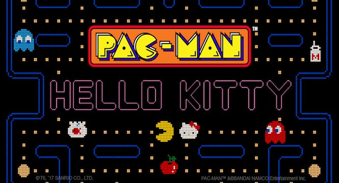 pacman hellokitty icon 1024x1024
