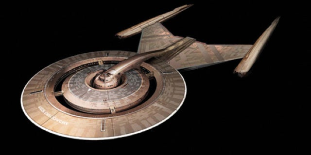 Star Trek Discovery Concept Art Offers Up Close Look Klingon Federation Ships