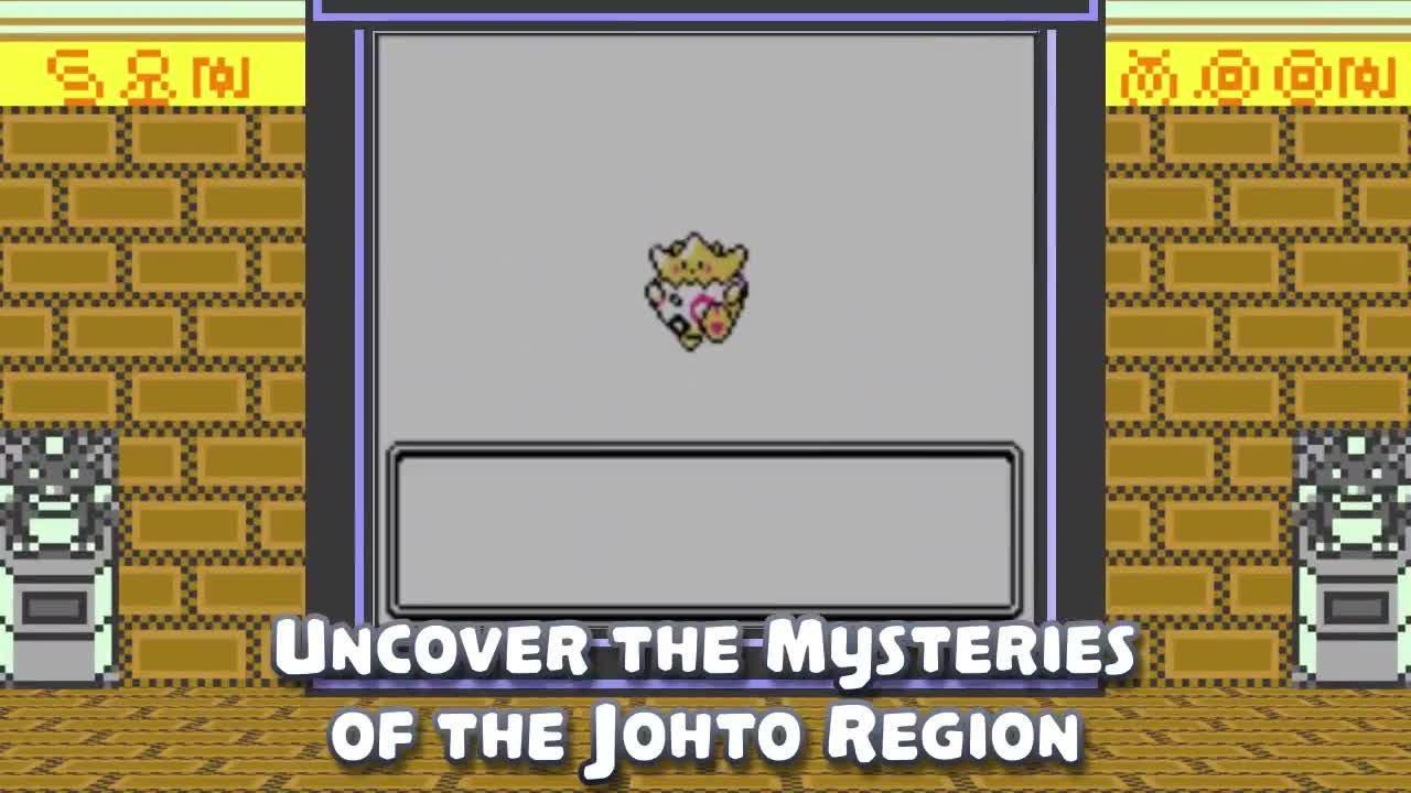 Pokémon Gold and Pokémon Silver make their return on the Virtual Console! screen capture