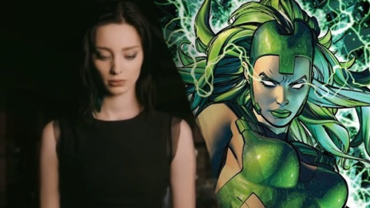 X Men The Gifted Releases First Look At Polaris