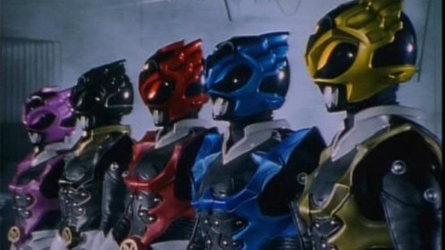 Hasbro Debuts New Power Rangers Black Ranger Dragon Shield Figure