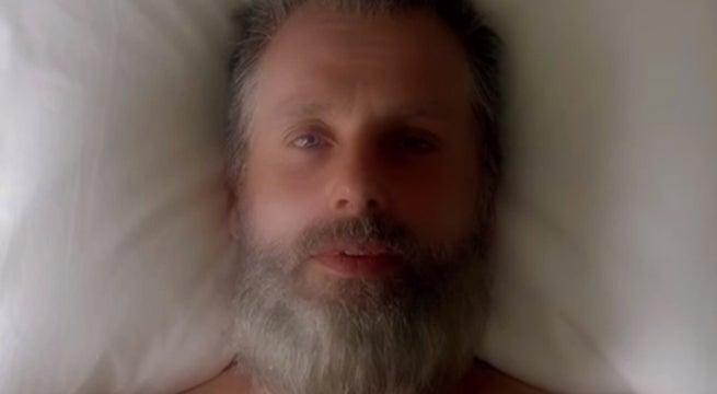 rick grimes old man season 8 the walking dead