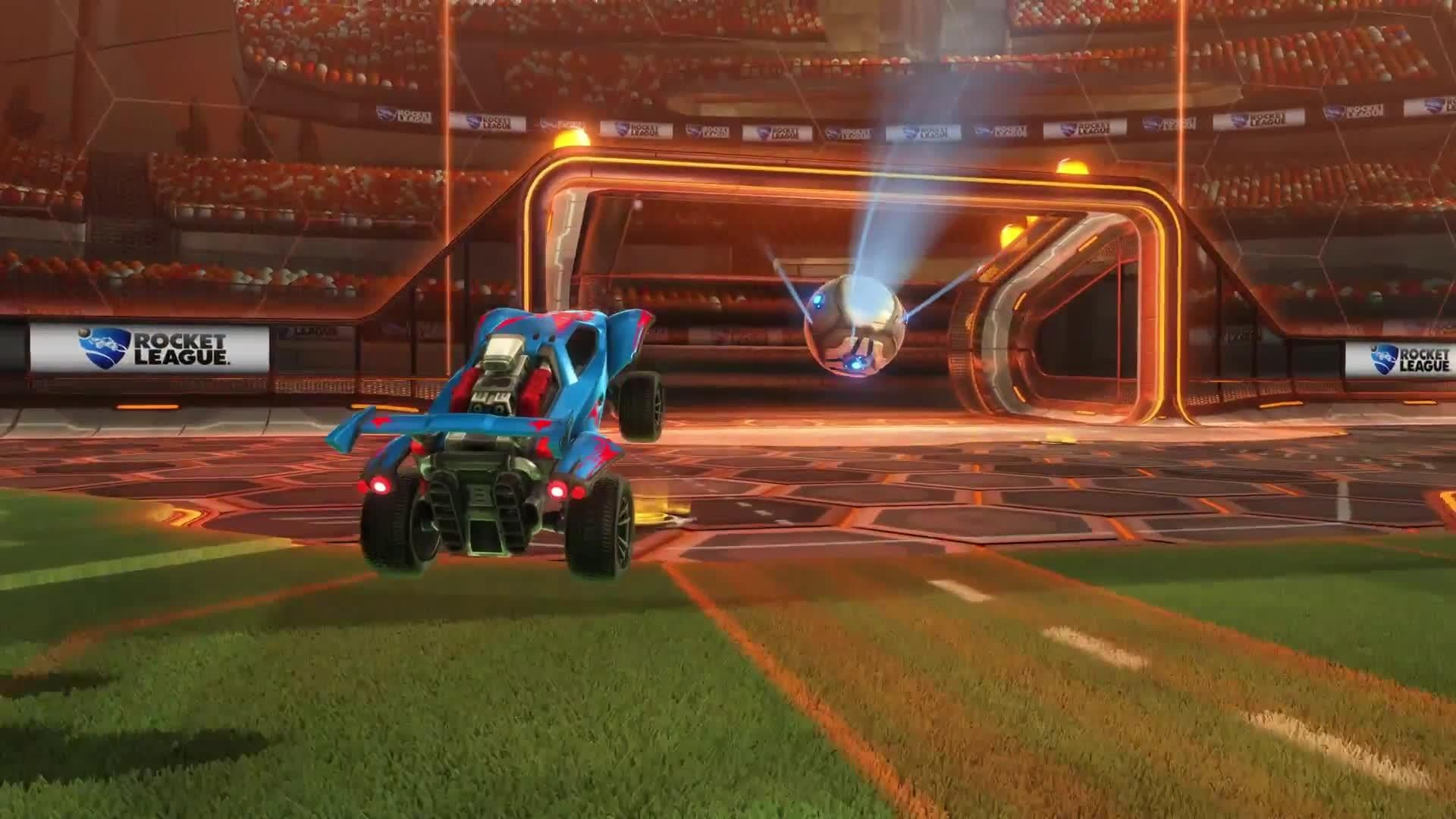 Rocket League - Nintendo Switch Trailer screen capture