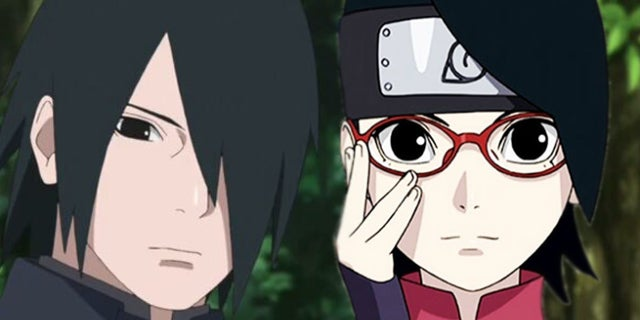 Naruto: 'Boruto' Teaser Hints At An Uchiha Family Feud
