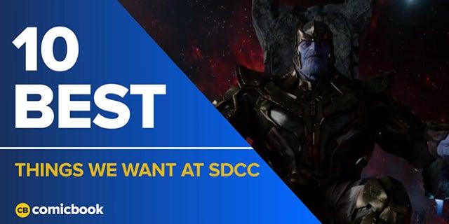 SDCC 10 Best - Article