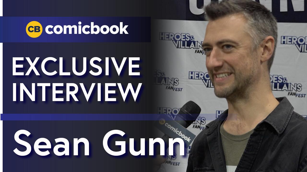 Sean Gunn Talks Guardians of the Galaxy screen capture