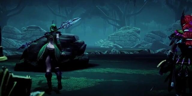 SMITE - New Adventures - Trials of King Hercules screen capture