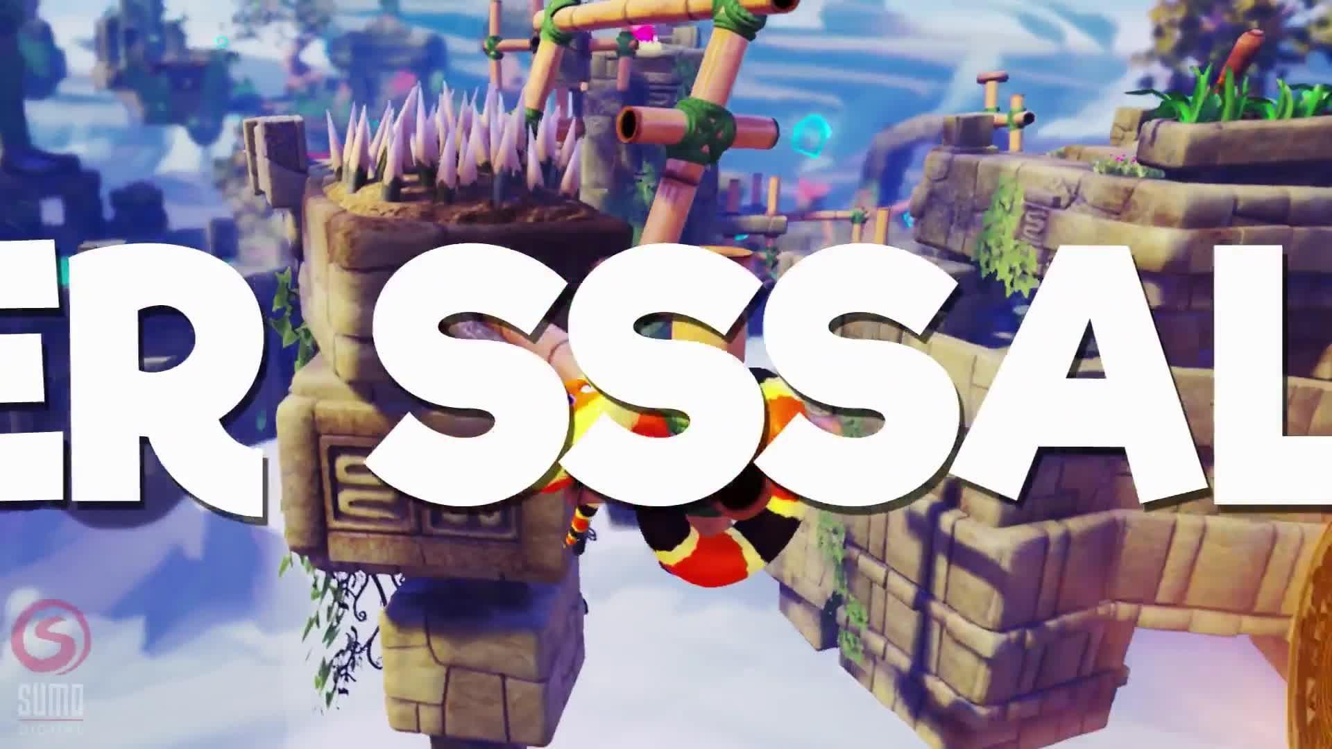 Snake Pass Summer of Sales screen capture