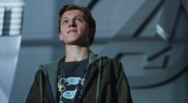 spider-man homecoming jon watts avengers compound