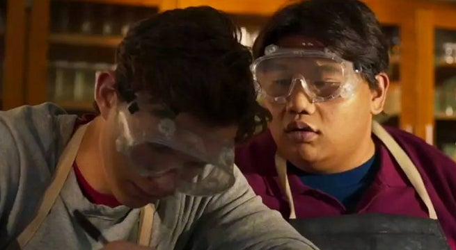 spider man homecoming ned peter