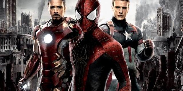 Spider-Man in Captain America Civil War