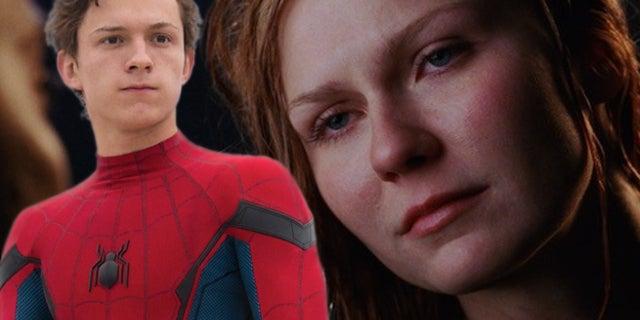 spider man kirsten dunst