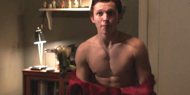 Spider-Man Tom Holland Age