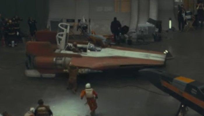 star wars the last jedi a-wing 1