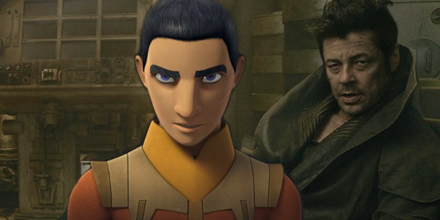 star wars the last jedi benicio del toro star wars rebels ezra bridger