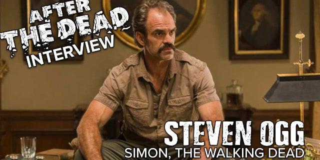 Steven Ogg Talks The Walking Dead screen capture