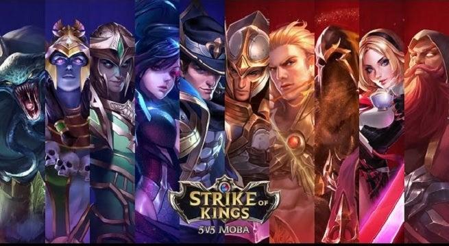 strike of