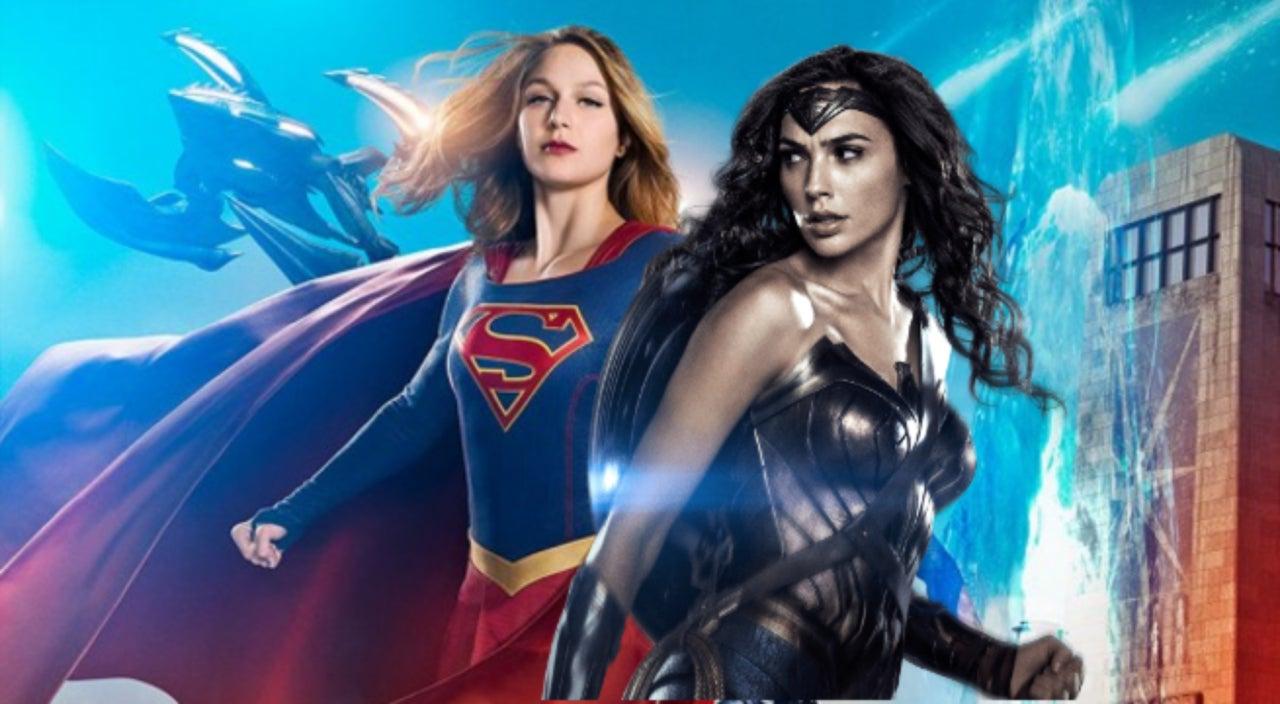 Supergirl Cast Praises Wonder Woman Movie