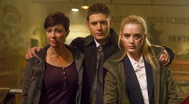 supernatural spinoff wayward sisters