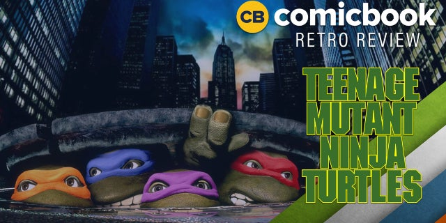 Teenage Mutant Ninja Turtles (1990) - ComicBook Retro Review screen capture