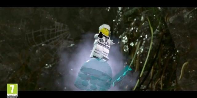 The LEGO Ninjago Movie Video Game Announce Trailer screen capture