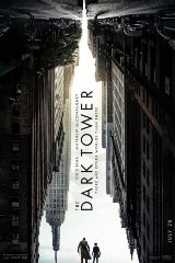 The Dark Tower movie poster image