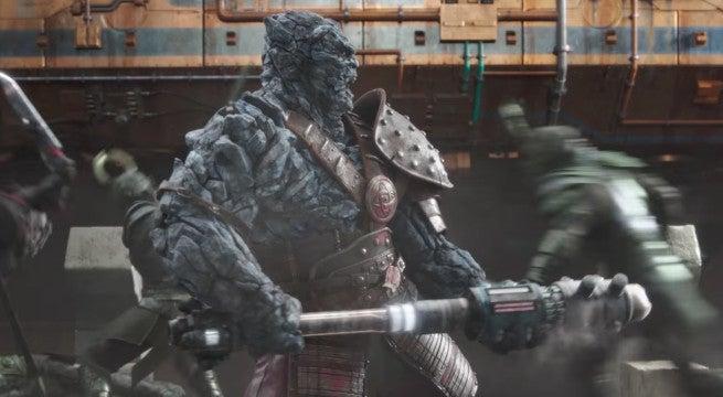 Thor Ragnarok Director Taika Waititi Korg Planet Hulk