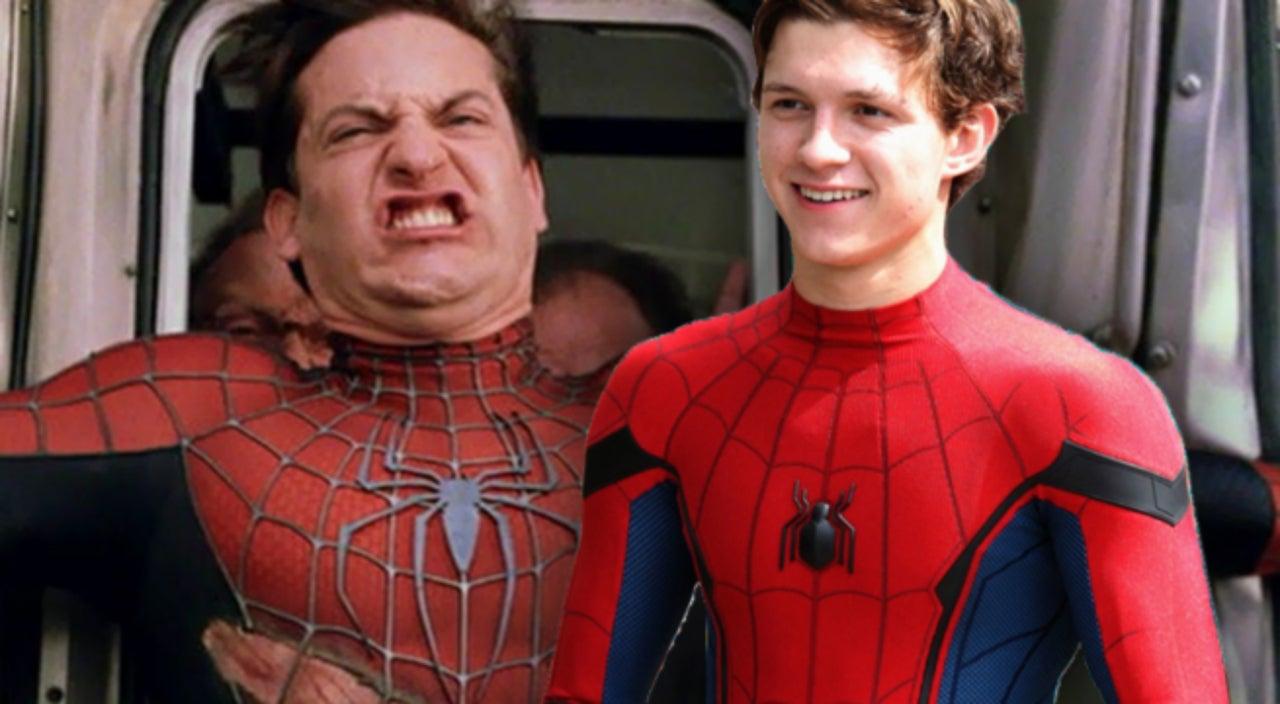 Fan Art Re-Imagines Tobey Maguire Spider-Man in 'Avengers: Infinity War'