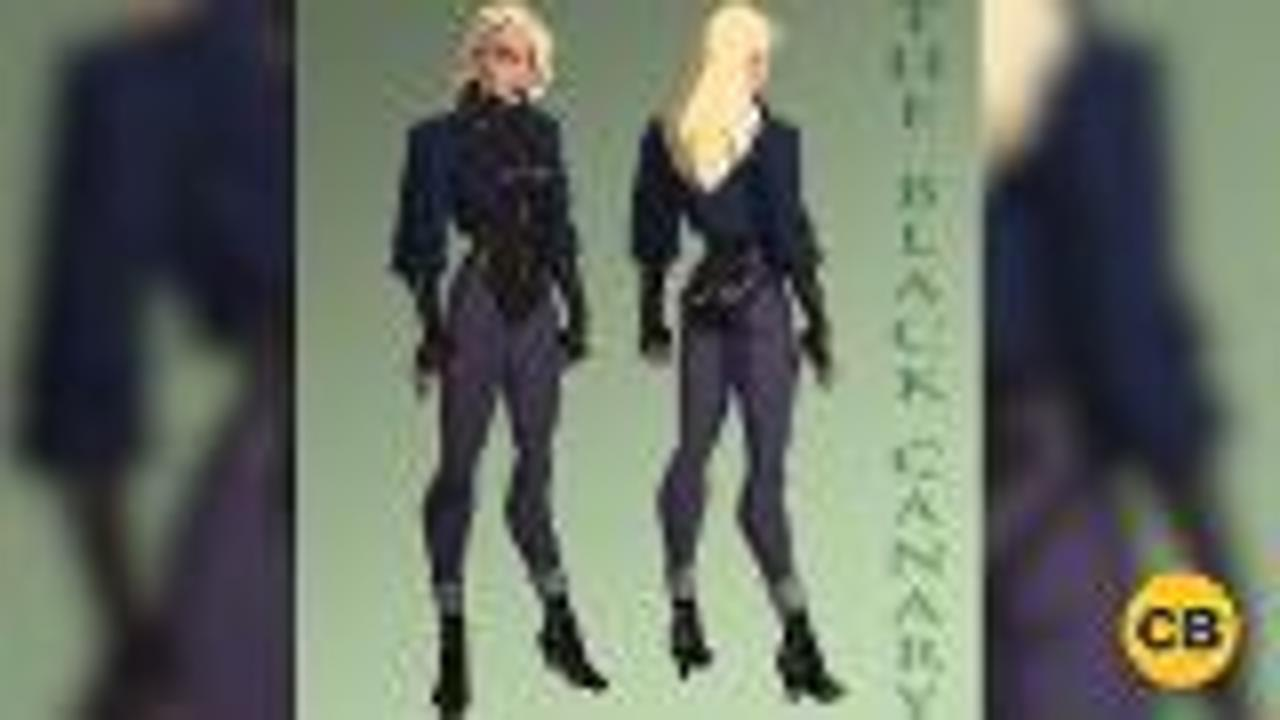 Top 5 Black Canary Costumes screen capture