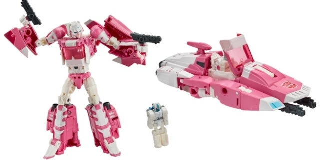 transformers-generations