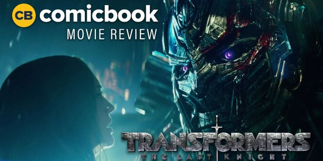 Transformers: The Last Knight - ComicBook Movie Review screen capture