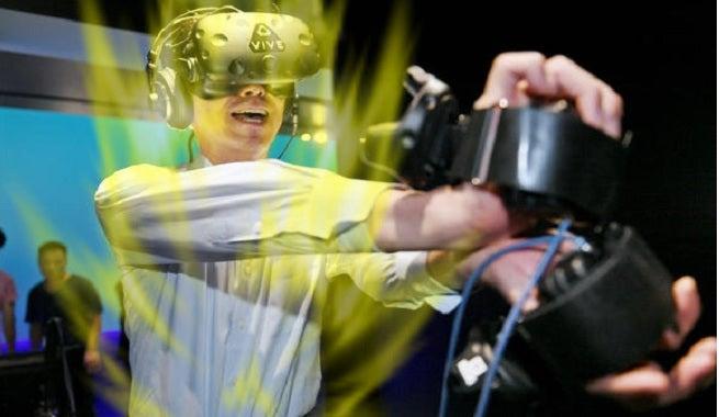 VR saiyan