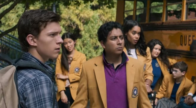 why spider-man homecoming changed flash thompson tony revolori