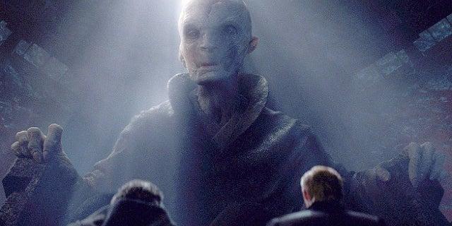worst star wars supreme leader snoke theory